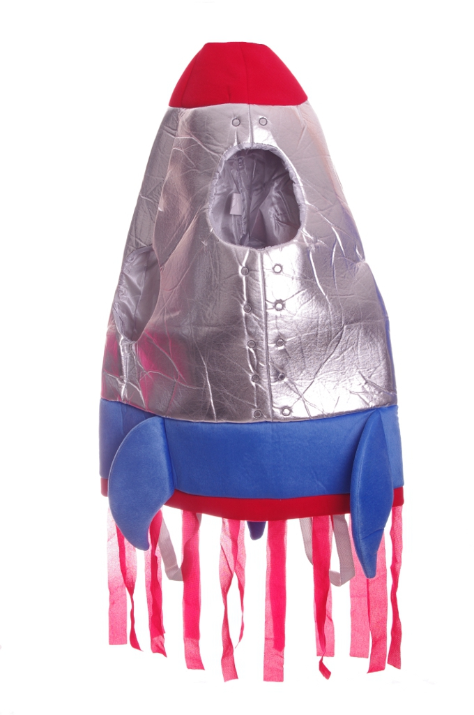 space rocket costume -#main